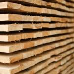 Holz für den Schreiner